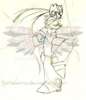 2004 - Zero junk sketch by fortissimo