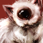 Cyclops Kitten by ereptor