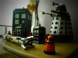 Doctor who by anadarksoul
