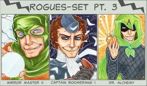 ROGUES-Set Pt. 3 by mlang