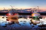 Sleeping boats by Chris-Lamprianidis