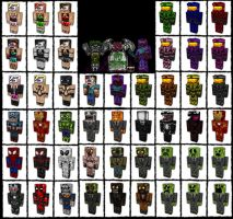 vDC: HD Skins by MisterTrioxin