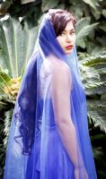 Blue Maiden 6 by CathleenTarawhiti