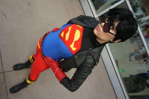 Don't Ever Call Me Superboy by SilverShadeCosplay
