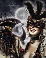 Le masque de venise by noune83