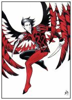 Crowley by Candra