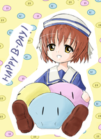 comish _ happy bday chibi by diao-chan94