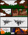 A.R.C Prologue page 1 by RingTailWolf