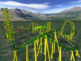 CCC Showcase - Synergy (Final Layout) by Coasterfreak