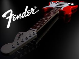 fender by aaron-joseph