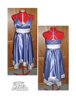 Prom Dress2 +Comission+ by FaesFashions