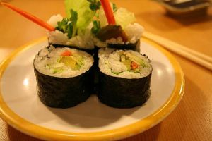 Sushi For The Vegetarian by OrgansRus