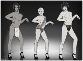Avatar - All My Single Ladies by Acaciathorn