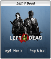Left 4 Dead Icon 2 by Th3-ProphetMan