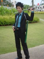 Hitman Reborn Cosplay by Chickenforyou