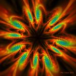 Fire Flame Ripples by Epogh