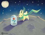 bunday - the little prince by alienfirst