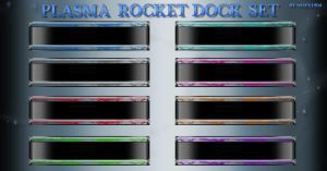 Plasma Rocketdock Set by nofx1994