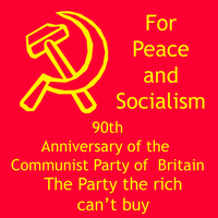 90th Anniversary of the CPB by Party9999999