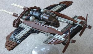 Heavy Steam Fighter Mk. XXXIV by RRaillery