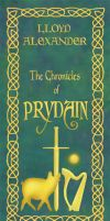 Prydain boxed set spine by saeriellyn