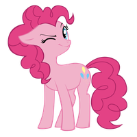 Hi I'm Pinkie Pie by taximals