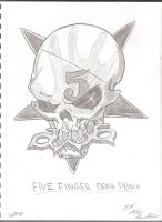 Five Finger Death Punch by ShadowsOfShadows