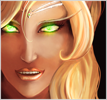 Blood elf by Rone-Chan