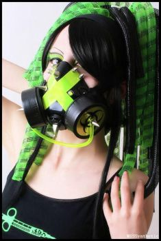 MISSynthetic Virus Green by MISSynthetic