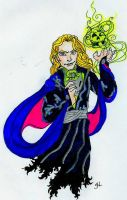 Loony Loopy Lucius by Sevester