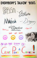 Give Peace a Chance Project by tephy2
