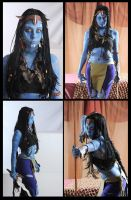 Neytiri Cosplay by Pompay