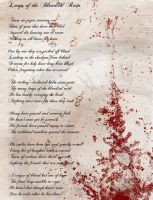 Loops of the Bloodied Rain~ by punkfairy101
