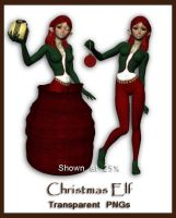 Christmas Elf by shd-stock