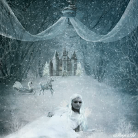 Winter Dreams Animated by magicsart