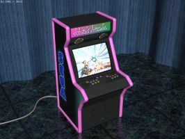 Another Arcade Cabinet - 1 by JohnK222