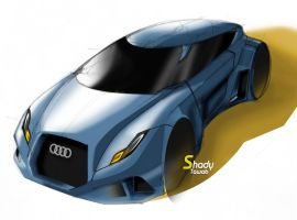 Audi Circus Concept by ShadyDesigns