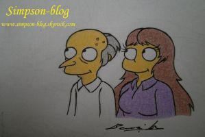 Simpson-blog by Alicetiger