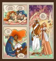 Webcomic - TPB - Colapesce's Reality - page 5 by Dedasaur