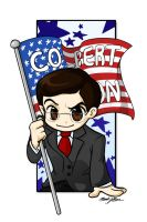 Colbert Nation by MicahJo