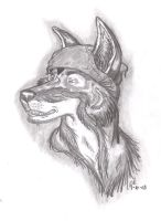 Anthro Tiffts Graphite by crystalaki