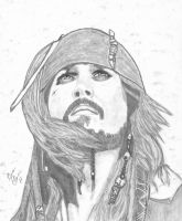 Captain Jack Sparrow 3 by selector67