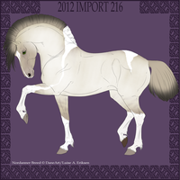 Nordanner Import 216 by Wild-Rose-Ranch