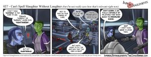027 - Can't spell Slaughter without Laughter by Vixen11