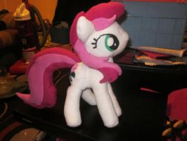 Roseluck plushie by emz1230