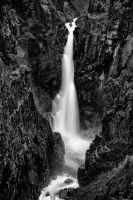 Rjukan Waterfall 2 | Norway by JacktheFlipper-de