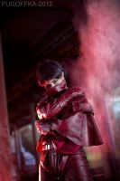 Ergo Proxy_Vincent Law by SoranoSuzu