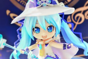 Snow Miku Magical Ver. by Wasabi78