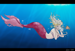 Underwater Mysterys by Tigersrock144