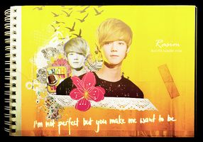 Tutorial 7 - exo-m  luhan by h-r158